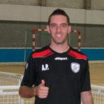Adrián Paz, analiza el portero de fútbol sala
