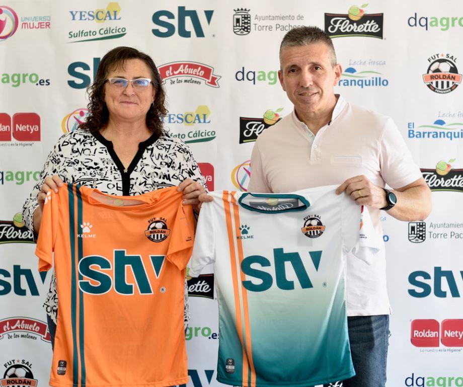 Juanito será el nuevo entrenador del STV Roldán para la próxima temporada