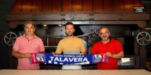 Buitre todo un Sub – campeón de Liga y Copa de España para el Soliss FS Talavera