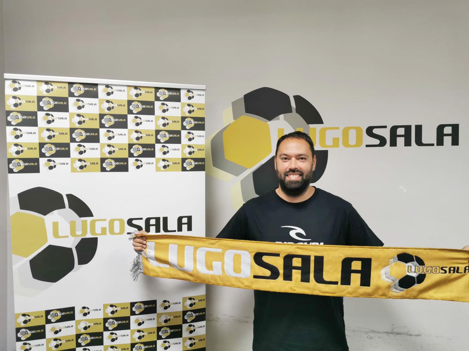 El ACD Lugo Sala incorpora a David Riveira a su cuadro de entrenadores