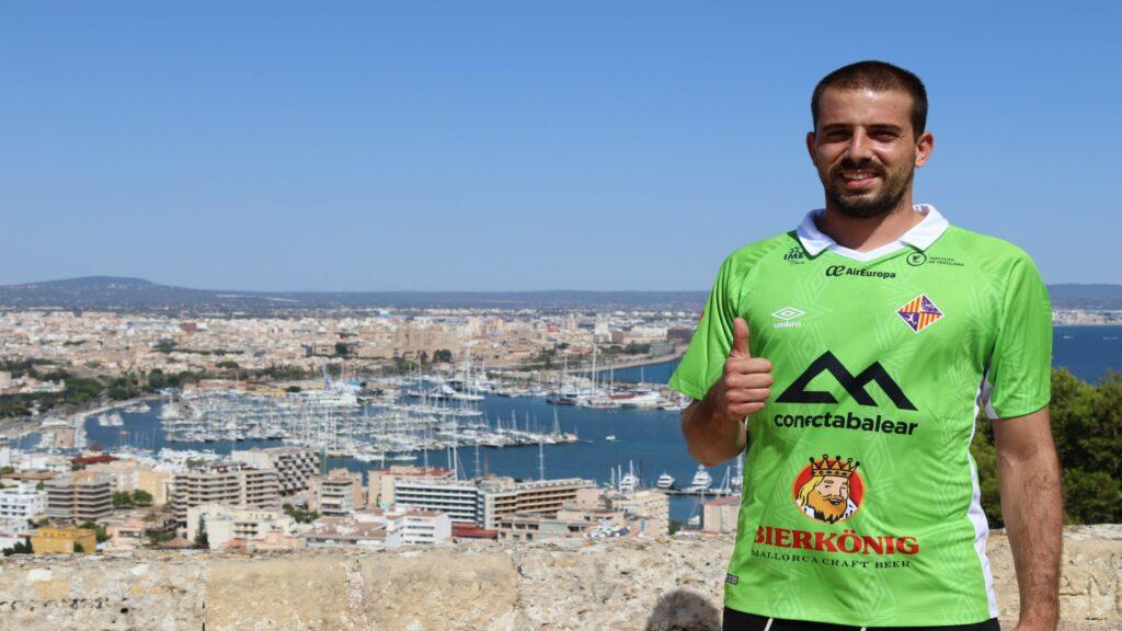 Fabio, un ¨cerrojo ¨para la portería del Palma Futsal