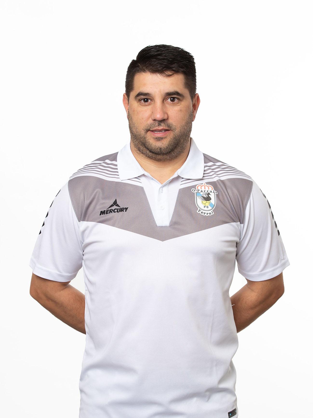Iván López, director deportivo del O Parrulo FS, analiza el play off de 3ª División