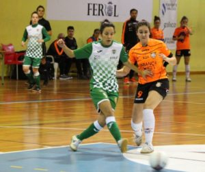 Viaxes Amarelle y Valdetires Ferrol disputarán un ascenso a la  Primera División femenina