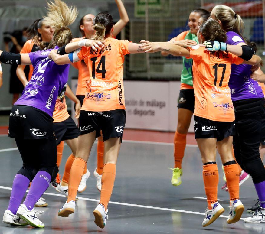 El equipo femenino del Pescados Rubén Burela FS inicia la Pre-temporada el 10 de Agosto