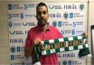 Diego Pardo, entrenador del Valdetires FSF, analiza el Play Off de ascenso