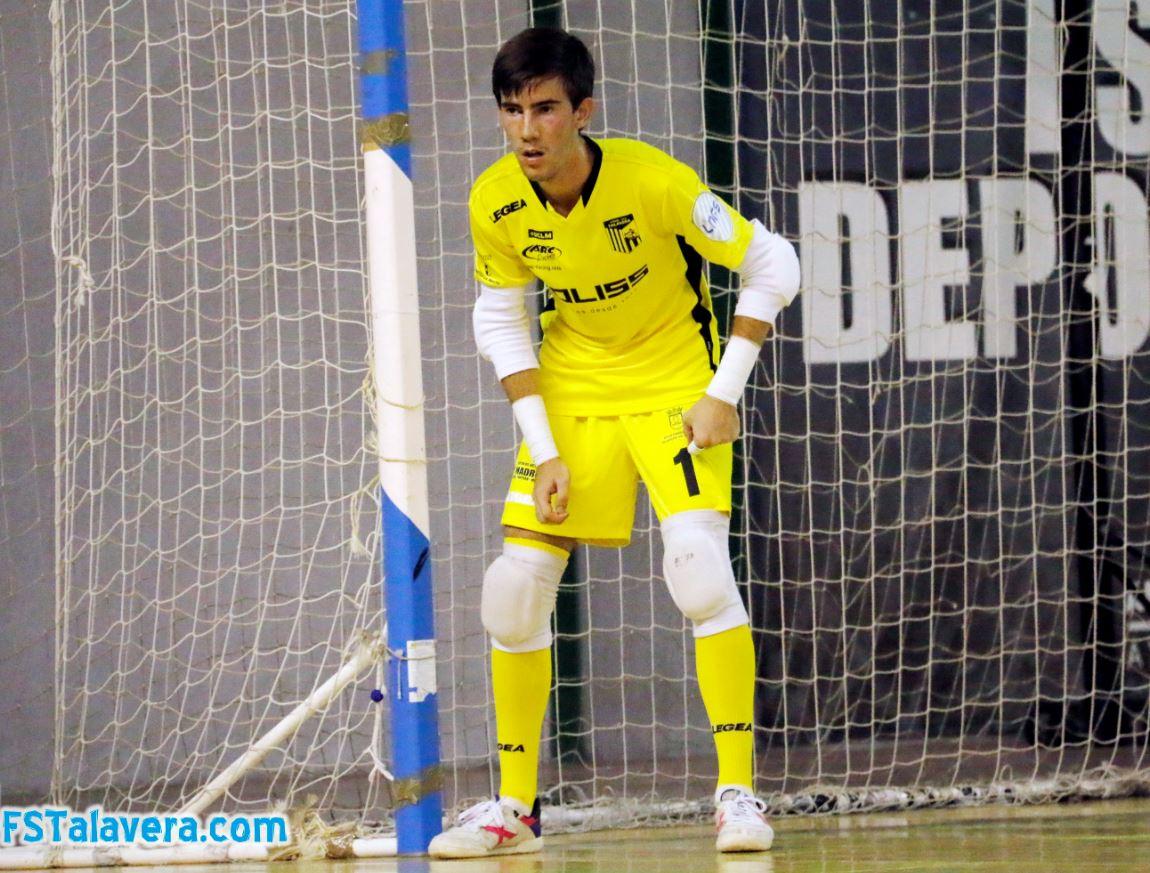 El Soliss FS Talavera apuesta por el canterano Nacho