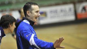 Paco Garabal, técnico del A Estrada Futsal analiza el Play Off de 3ª División