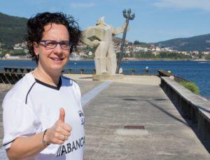 Pili Costa entrenadora del O Fisgón analiza el Play Off ante el Valdetires Ferrol