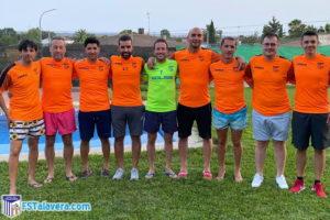 El cuerpo técnico del Soliss FS Talavera planifica la temporada