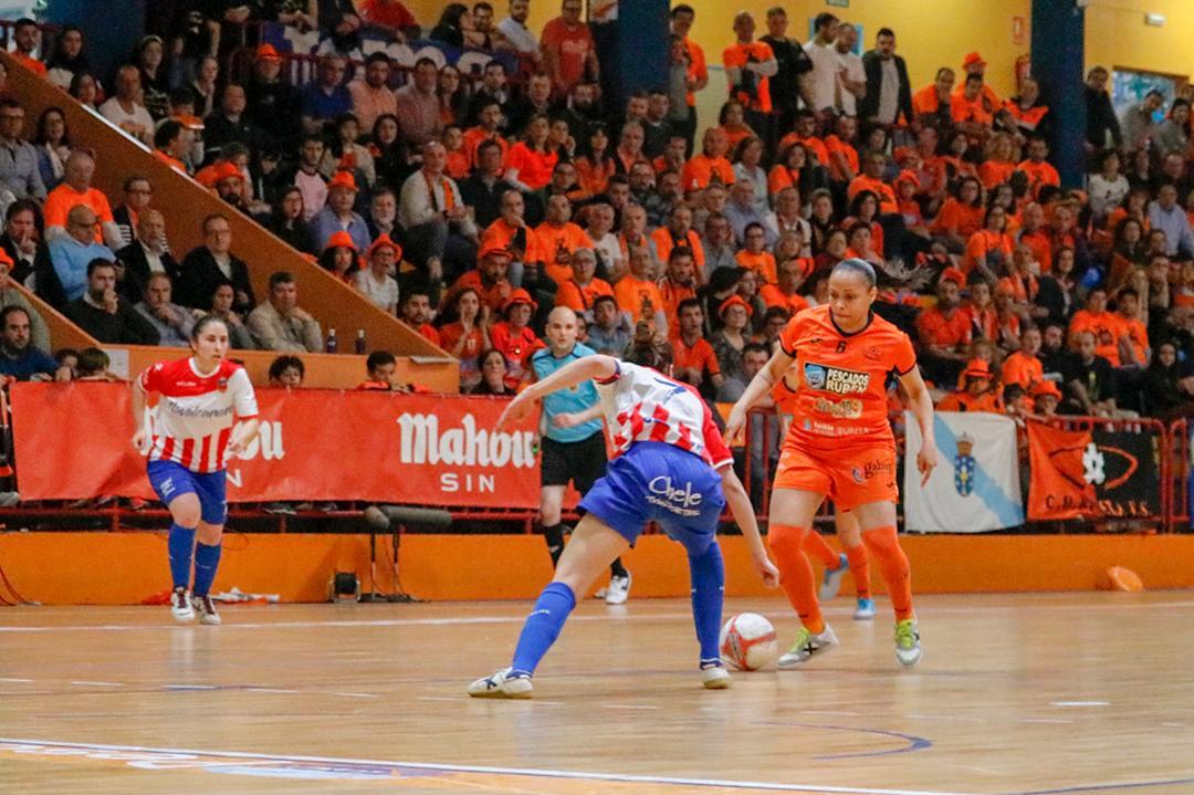 57 equipos gallegos participarán en las competiciones nacionales
