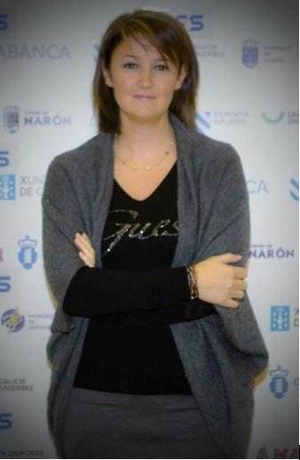 Hoy entrevistamos a Almudena Fariña, presidenta del Cidade de Narón