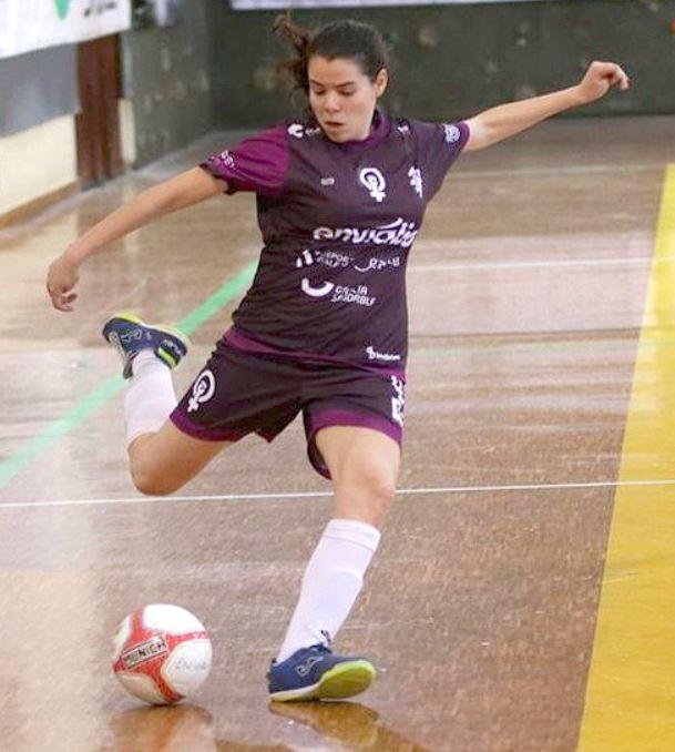 La joven Idoya refuerzo para el Teldedeportivo en la 1ª División