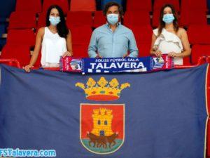 Yanira y Rebeca se incorporan al equipo de trabajo del Soliss Talavera FS