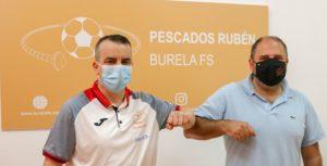 Julio Delgado seguirá en el Burela FS Femenino después de haber conseguido 4 titulos la pasada temporada