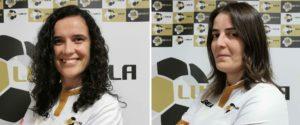 Lucia y Laura experiencia para el nuevo proyecto femenino del CD Lugo Sala