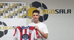 Luis Carballal inicia una nueva etapa en el CD Lugo Sala
