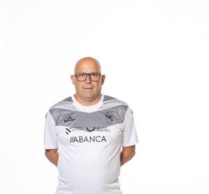 Manel Aneiros toda una vida dedicada al Fútbol Sala continua como delegado de O Parrulo Ferrol