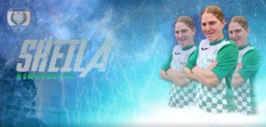 El Valdetires Ferrol, confía en Sheila para la nueva temporada 2020-2021