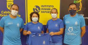 Carlos Oscar Rincón continua como entrenador de porteras del Teldeportivo