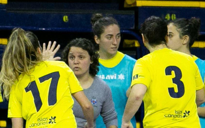 Cristina Gimeno dirigirá al Teldeportivo FSF en la primera división