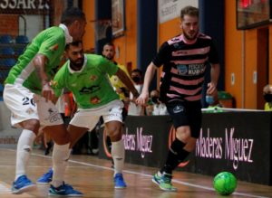 Un buen Burela Fútbol Sala cae por la mínima ante el Palma Futsal ( 2 – 3 )