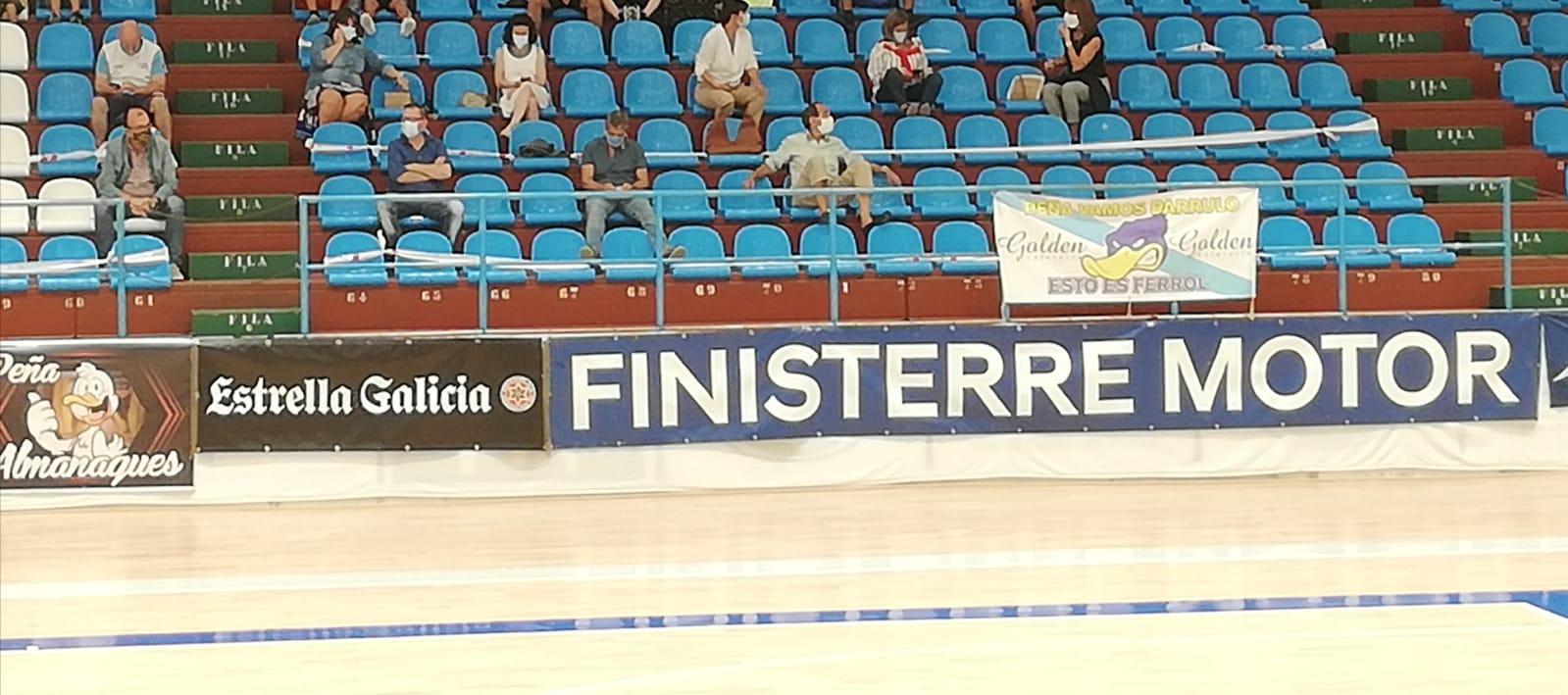 O Parrulo Ferrol ¨adquiere¨ sensaciones de competición ante el potente Palma Futsal