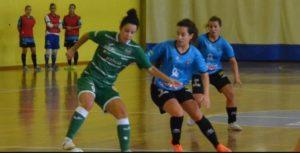 Diana cumplirá su décima temporada en el Valdetires Ferrol FSF