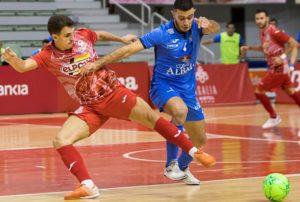 Viña Albali Valdepeñas, sigue con sus buenas sensaciones y derrota a Elpozo Murcia