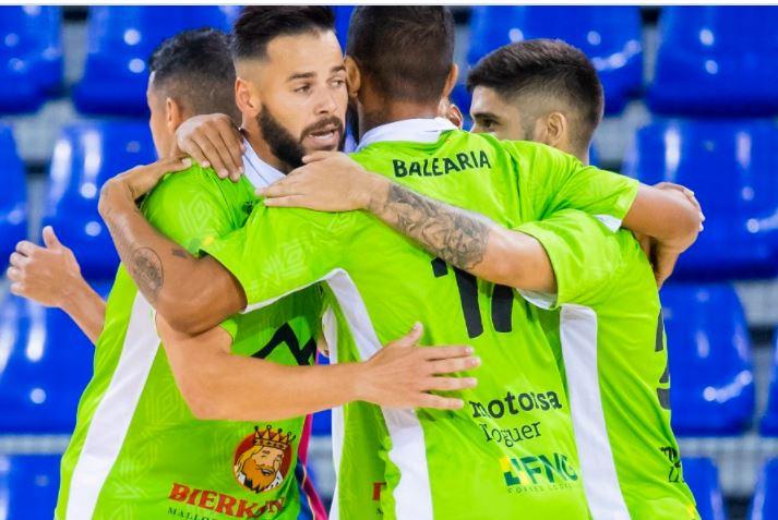 Palma Futsal visita Galicia para enfrentarse al Burela y O Parrulo Ferrol