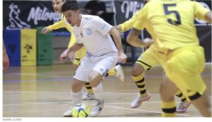 El Santiago Futsal empieza a rodar