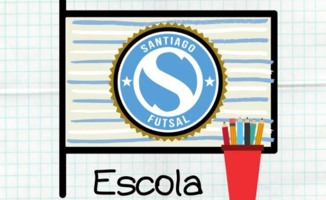 El Santiago Futsal abre de forma oficial la preinscripción para su escuela