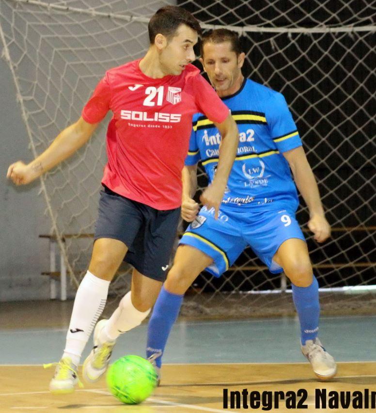 Fermin da la victoria al Integra2 Navalmoral ante el Soliss Fútbol Sala Talavera (5-4)