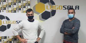 Ricardo Estévez, un nutricionista para el CD Lugo Sala