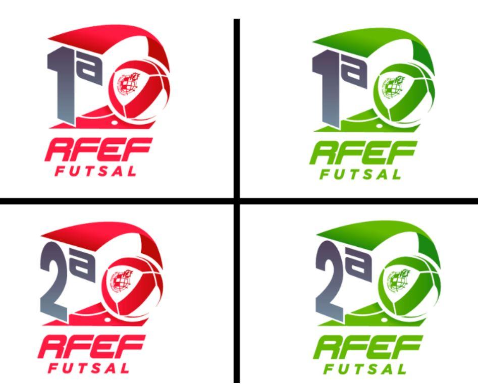 La RFEF estrena nueva imagen para el Fútbol Sala
