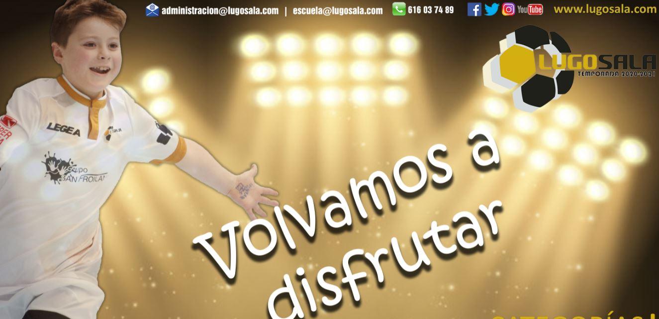 Lugo Sala regresa a la actividad