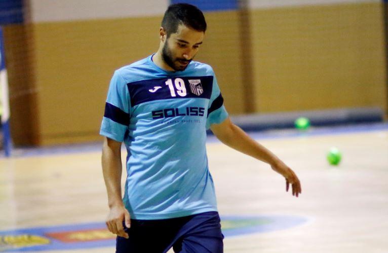 Anass ( Capitán del Soliss Talavera ) ¨debemos de comenzar muy fuertes ¨