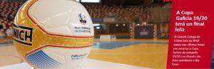 Las semifinales de la Copa Galicia femenina y masculina ya tienen fechas