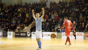 Isma ex- Santiago Futsal fichaje ¨de lujo ¨para el Vilalba Fútbol Sala.