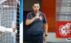 Hoy entrevistamos a Mon Barreiro, técnico de la selección española