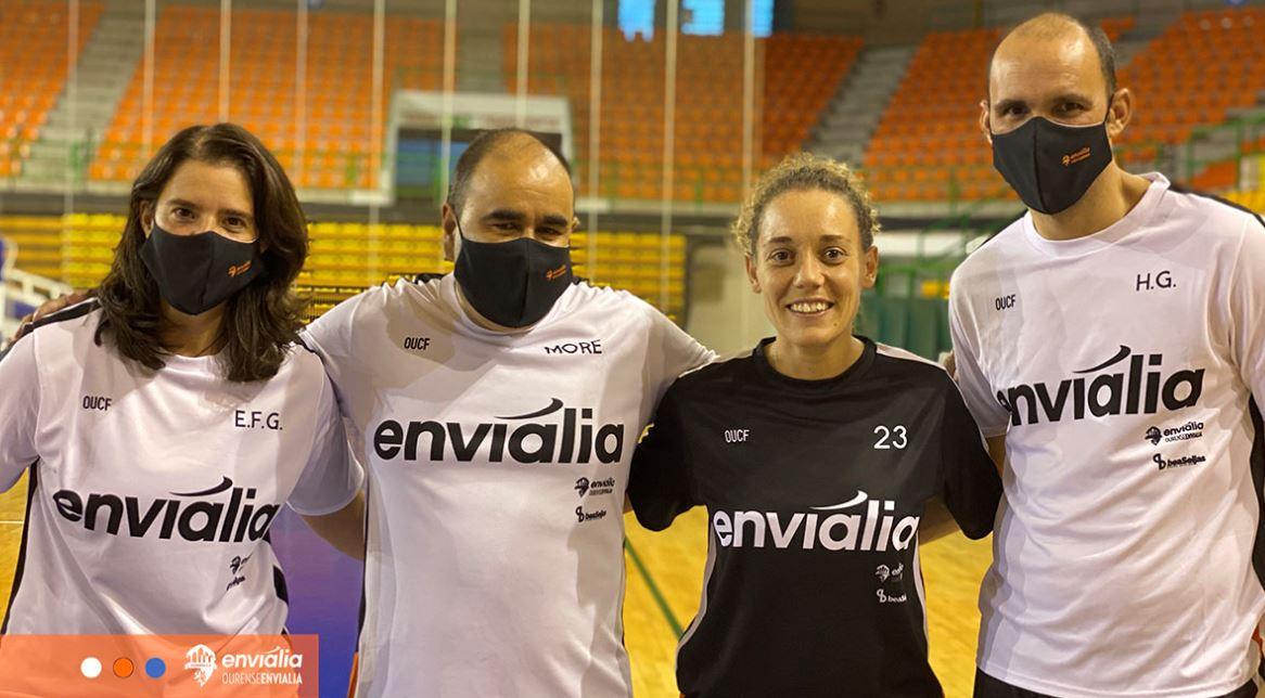 El Ourense Envialia FS de Morenin, ya trabaja de cara al nuevo ejercicio