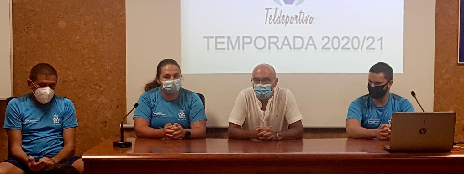 Puesta en marcha del Teldeportivo 2020-2021