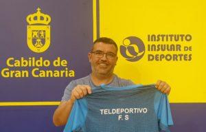 El gallego Yago Loureiro nuevo secretario técnico del Teldeportivo FSF