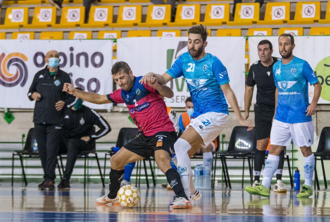 Sala Ourense debuta con derrota ante un buen Distrito Ventorrillo (3 – 6 )