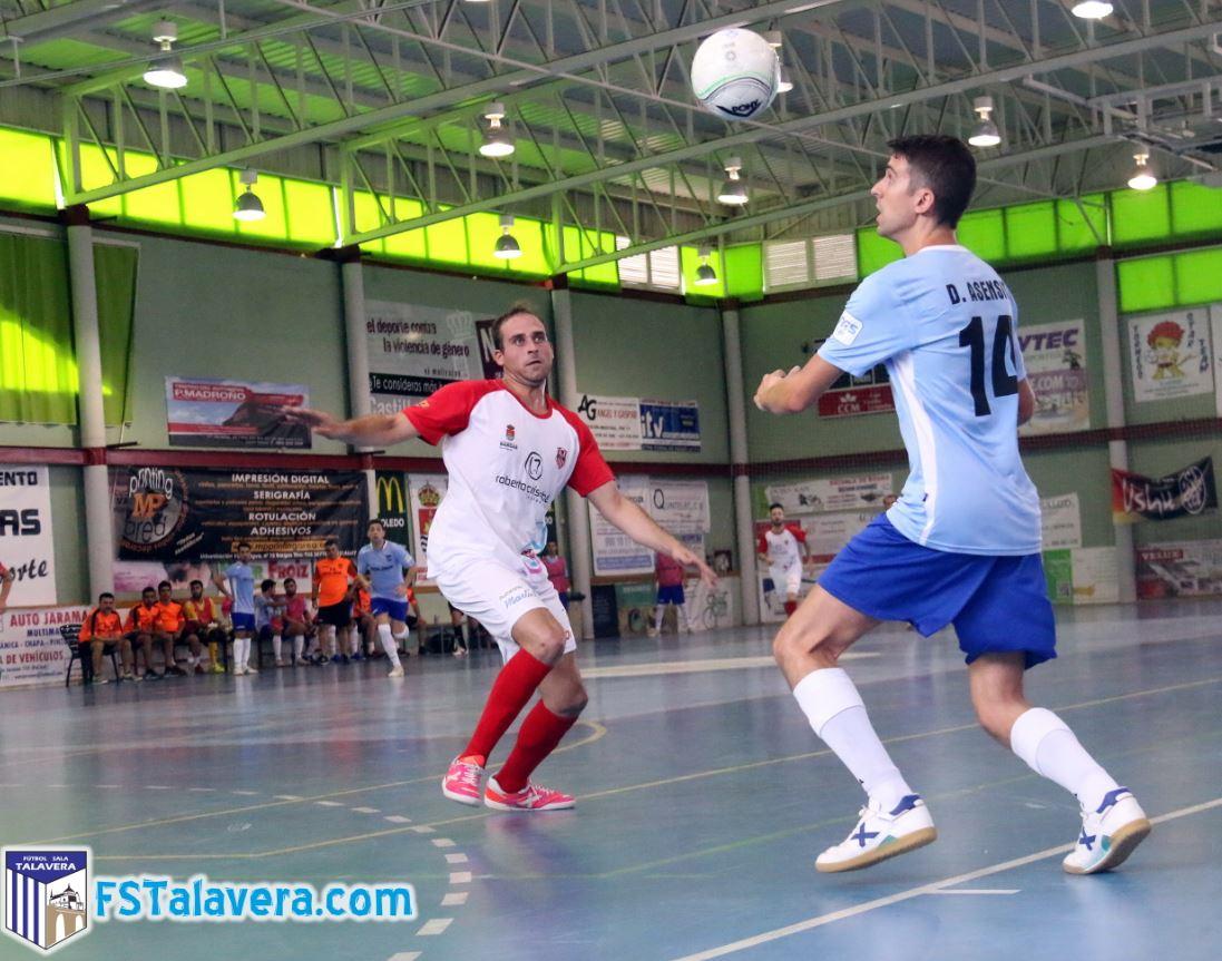 Soliss FS Talavera y AD Bargas se estrenan en la Copa de Castilla – La Mancha