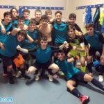 El Soliss Fútbol Sala Talavera debuta con victoria en la División de Honor Juvenil