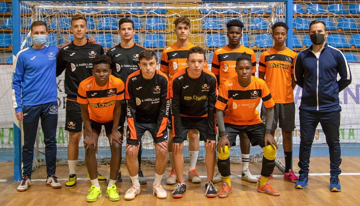 Leis Pontevedra, rival del Burela P. Rubén para la primera jornada de Liga en División de Honor Juvenil
