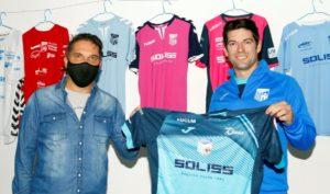 Alberto Blecua recala en el Soliss FS Talavera avalado por el técnico Rubén Barrios