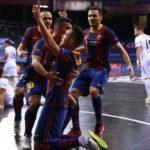 El BarÇa supera a Elpozo Murcia y consigue la UEFA Futsal Champions League 2019-2020