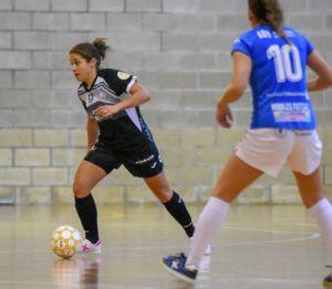 La liga del Burela P. Rubén continua en la cancha del FSF Móstoles