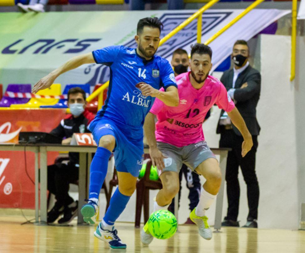 Viña Albali Valdepeñas remonta y vence Bescoccer Antequera ( 3 – 4 )
